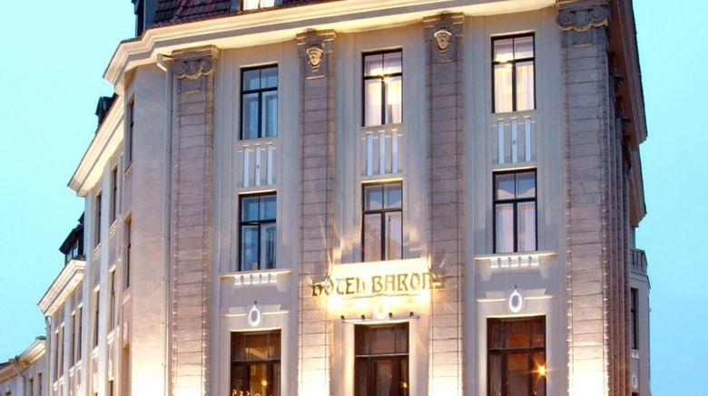 Hestia Hotel Barons Exterior