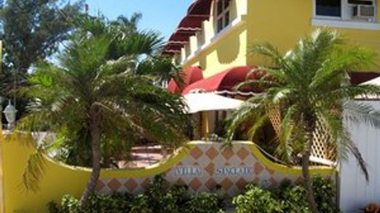 Villa Sinclair Beach Suites  and  Spa Exterior