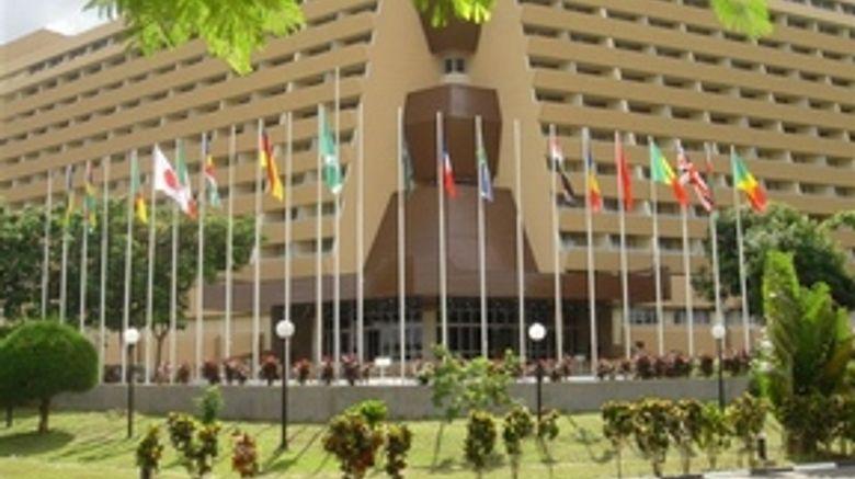 Nicon Luxury Abuja Exterior