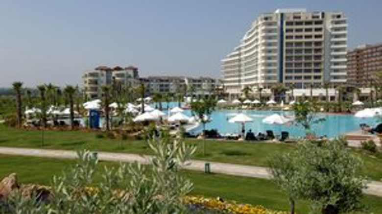 Barut Hotels Lara Resort Spa  and  Suites Exterior