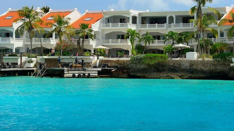 Belmar Oceanfront Apartments Bonaire Exterior