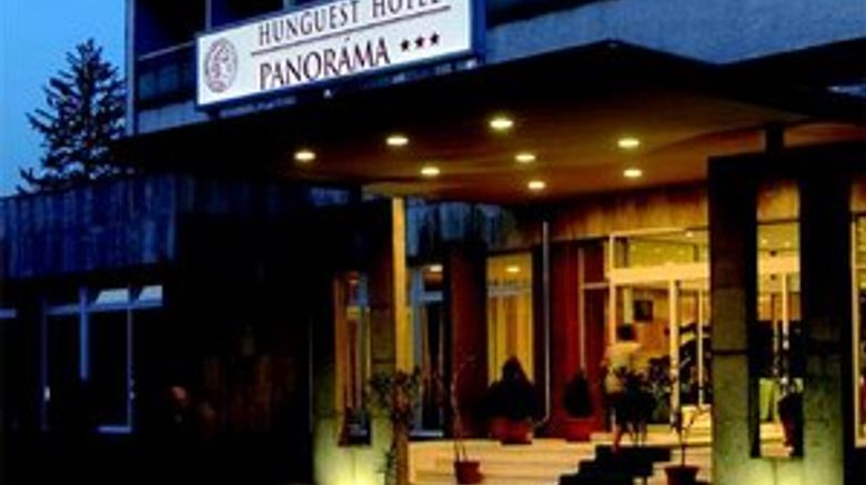 Hunguest Hotel Panorama Exterior