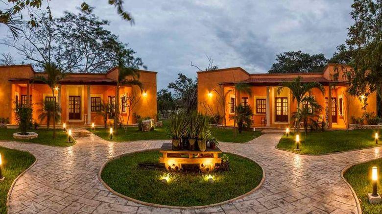 Hacienda Santa Cruz Exterior