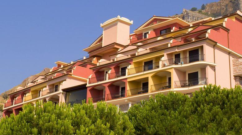Baia Taormina Hotel And Spa Exterior
