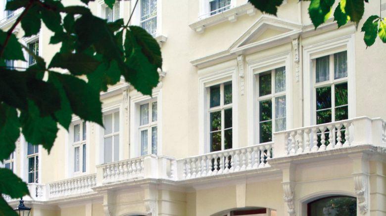 Chrysos Hotel Exterior