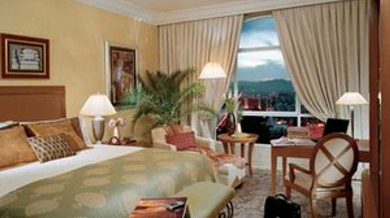 Four Seasons Hotel Damascus Room