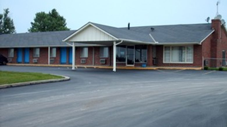 Slumber Inn of Harrisonville Exterior
