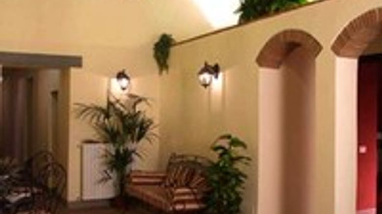 La Boheme Bed  and  Breakfast Lobby