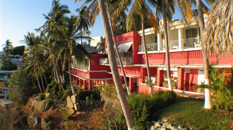 Flamingos Acapulco Exterior