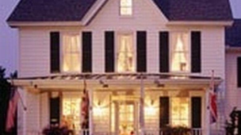 Five Gables Inn  and  Spa Exterior