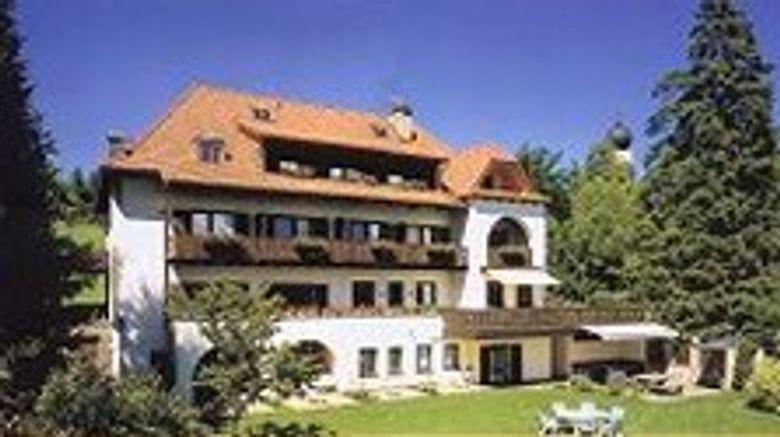 Hotel Bergfink Exterior