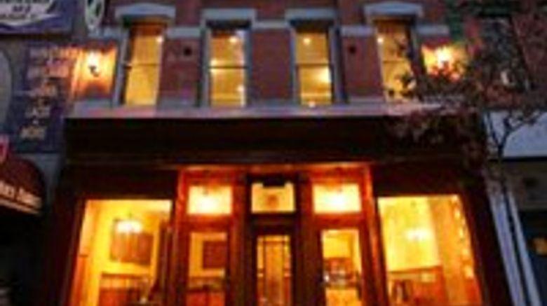 Blue Moon Hotel NYC Exterior