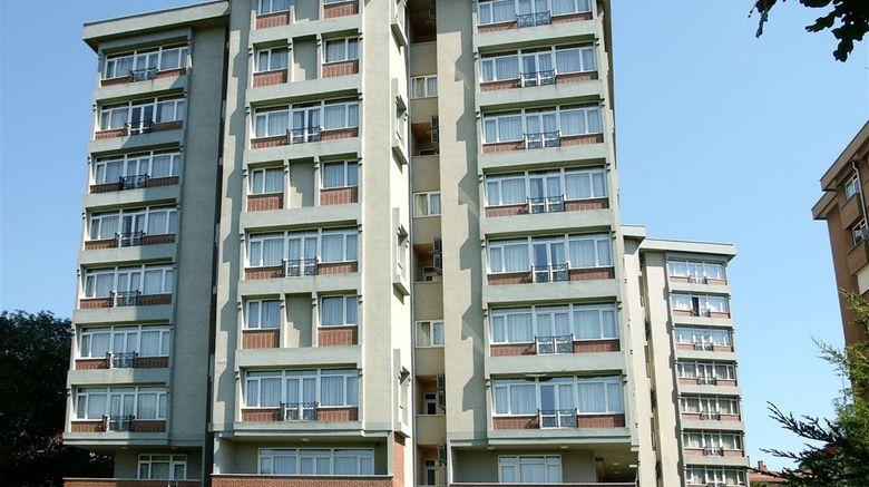 The Camlica Residence Exterior