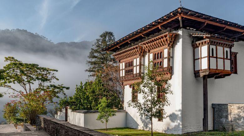 Amankora Punakha Exterior