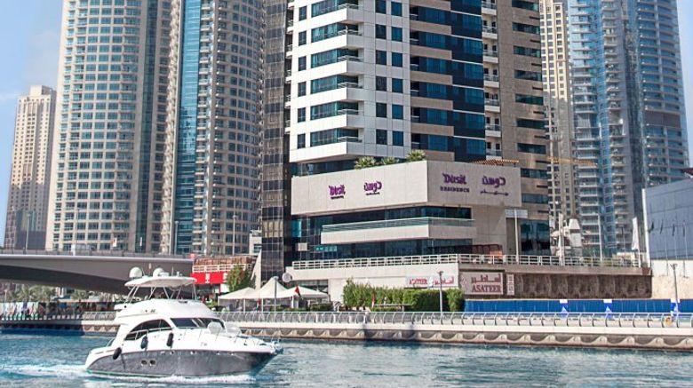 Dusit Residence, Dubai Marina Exterior