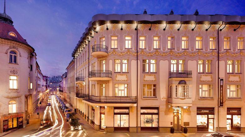 Roset Boutique Hotel Exterior