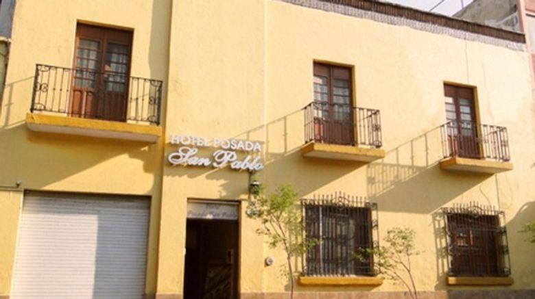 Hotel Posada San Pablo Exterior