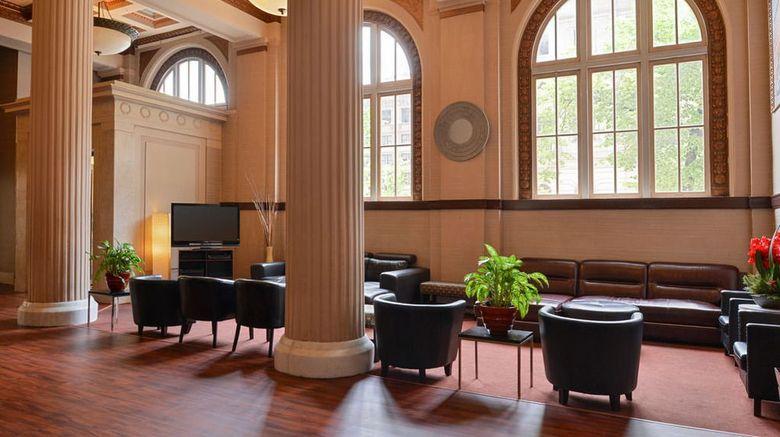 Baltimore Plaza Hotel Lobby