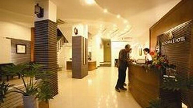 Indochina 2 Hotel Lobby