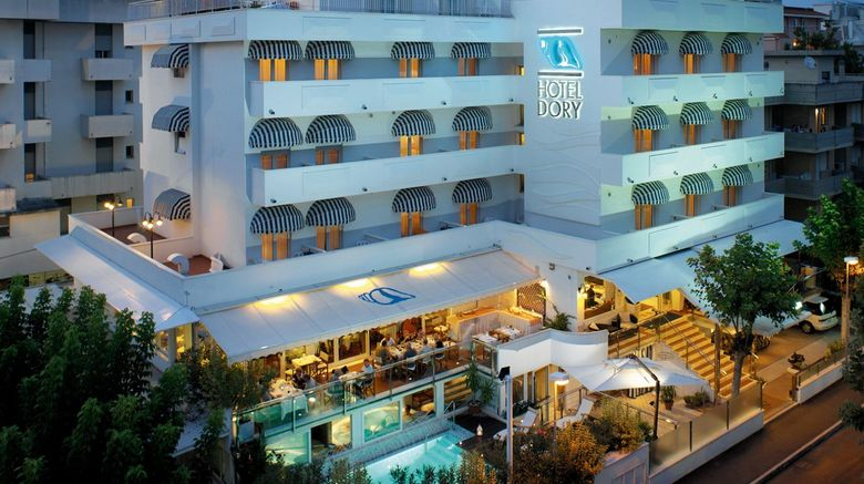 Hotel Dory  and  Suite - Riccione Exterior