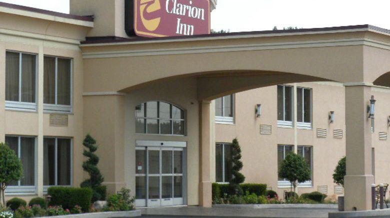 Clarion Inn Tupelo Exterior