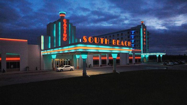 South Beach Casino  and  Resort Exterior