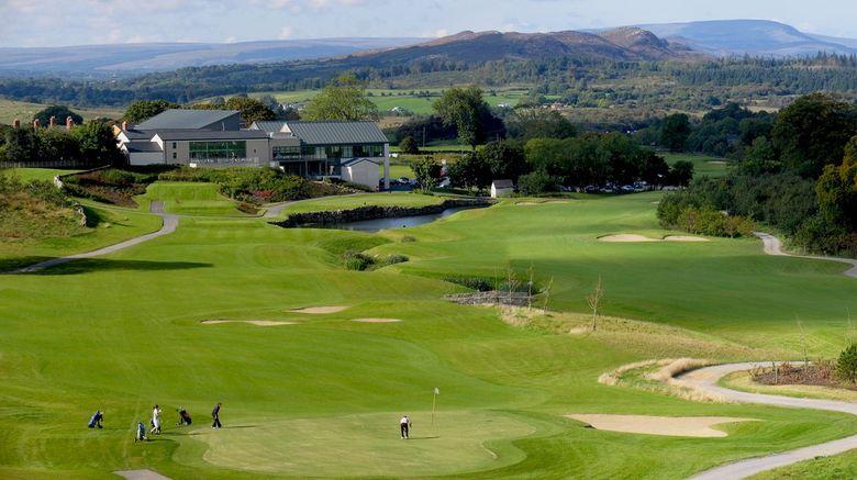 Castle Dargan Golf-Hotel-Wellness Exterior