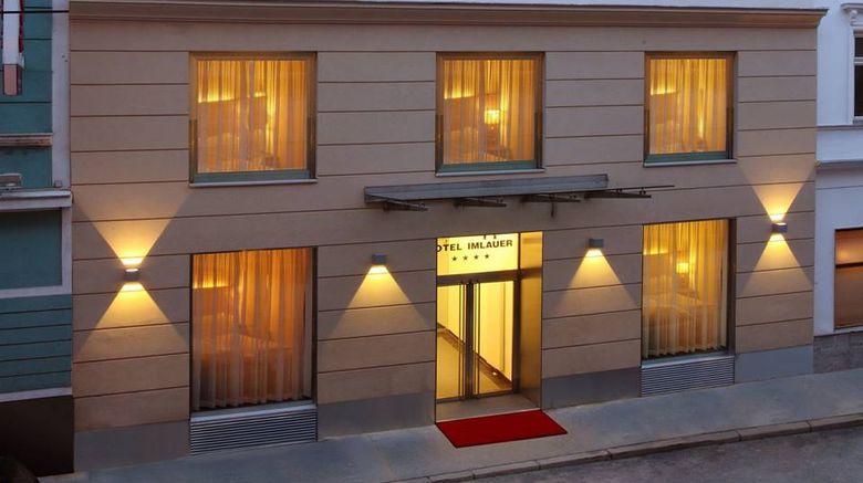 Hotel Imlauer Exterior