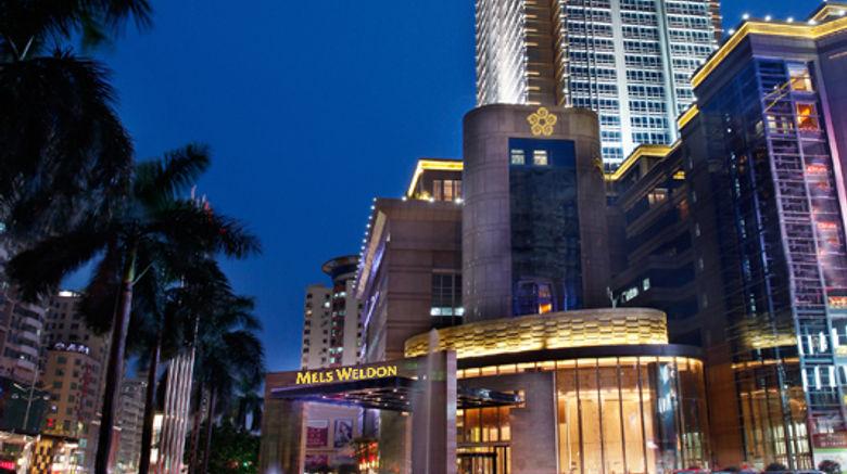 Mels Weldon Dongguan Humen Hotel Exterior