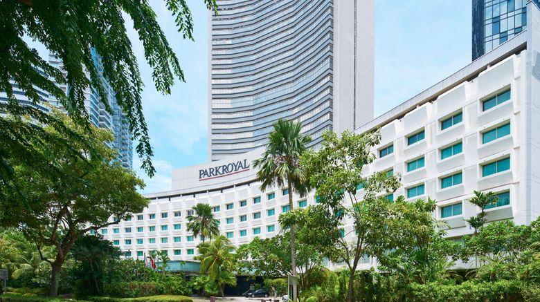 ParkRoyal Serviced Suites Singapore Exterior