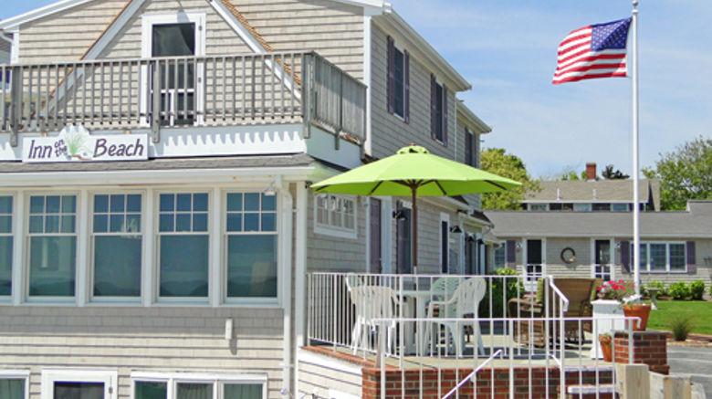 Inn on the Beach Exterior