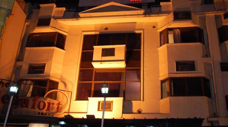 The Beaufort Inn Exterior