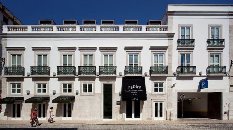Inspira Santa Marta Hotel Exterior