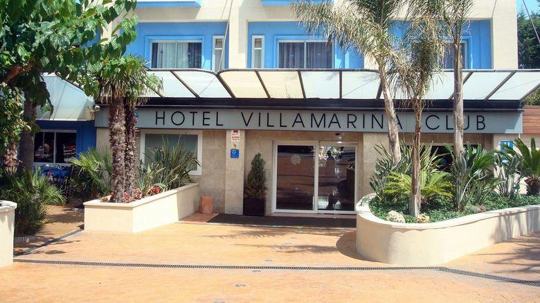 Villamarina Club Hotel Exterior