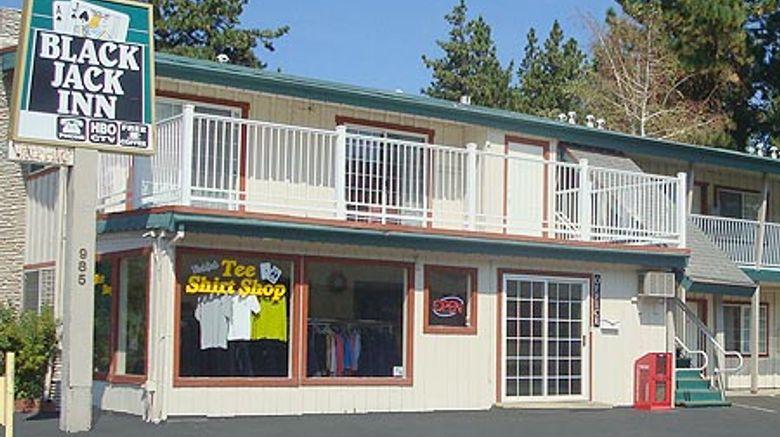 Blackjack Inn South Lake Tahoe Exterior