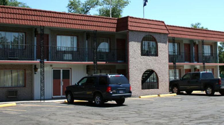 High Chaparral Inn Rocky Ford Exterior