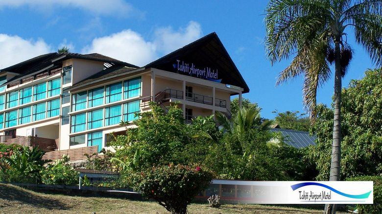 Tahiti Airport Motel Exterior