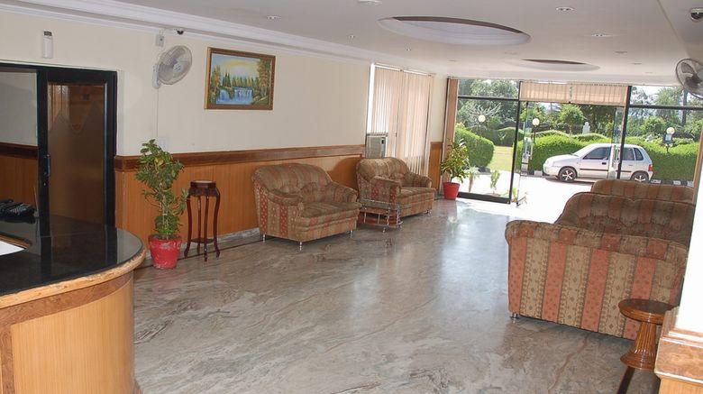 Suryansh Hotel Lobby
