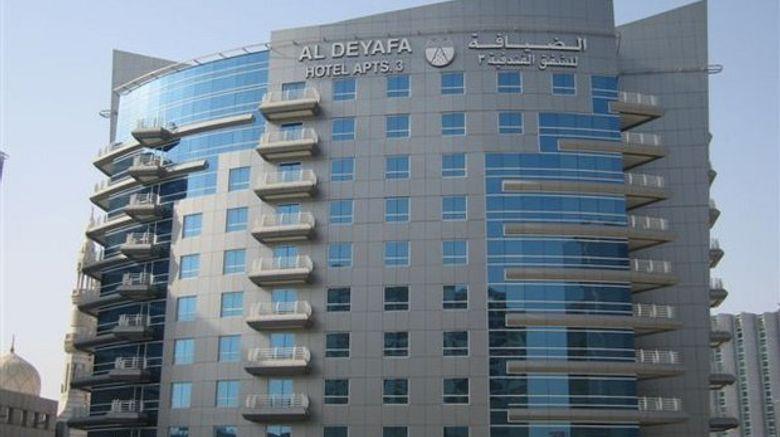 Al Deyafa Hotel Apartments I Exterior