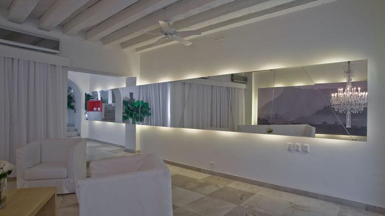 Delirio Hotel Lobby