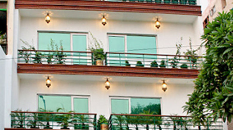 Hotel Forest Green Exterior