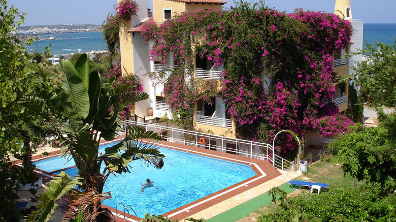 Iliostasi Beach Apartments Exterior