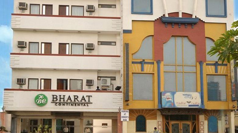 Hotel Bharat Continental Exterior