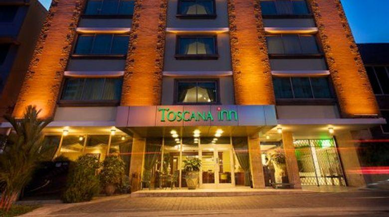 Toscana Inn Hotel Exterior
