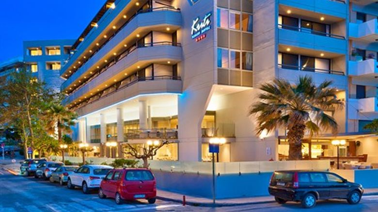 Kriti Beach Hotel Exterior