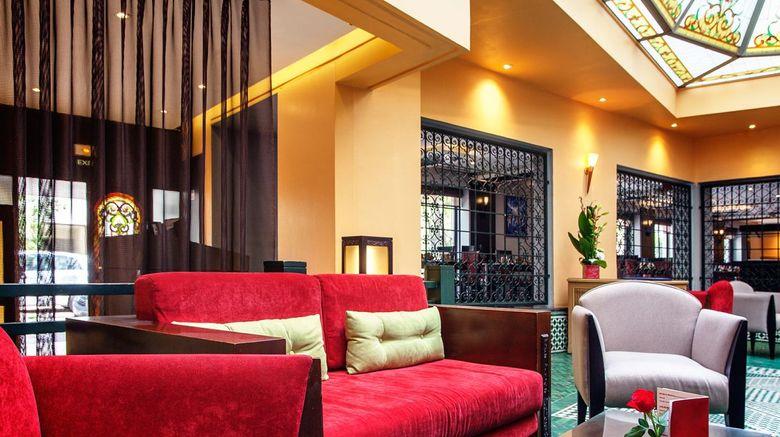 Atlas Almohades Casablanca Lobby