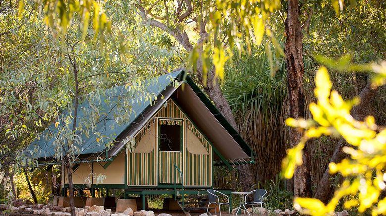 Emma Gorge at El Questro Wilderness Park Room