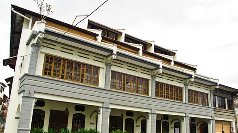 Hotel Penaga Exterior