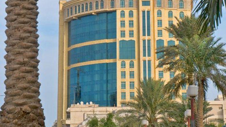 Grand Regal Hotel Exterior