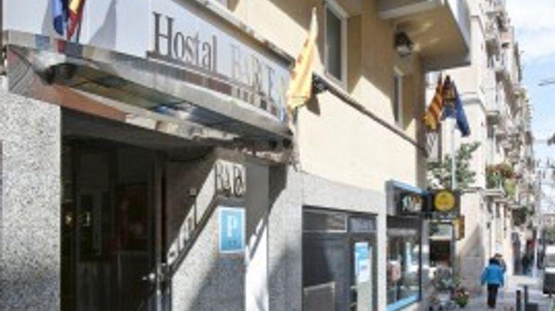 Hostal Barcelona Exterior